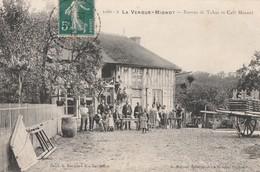 LA VENDUE - MIGNOT - LE CAFE - LE DEBIT DE TABAC MORANT - SUPERBE CARTE TRES TRES ANIMEE - PEU COURANTE - 2 SCANNS - TOP - Frankrijk