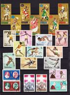 Burundi Kleine Verzameling Gestempeld, Zeer Mooi Lot 3934 - Timbres