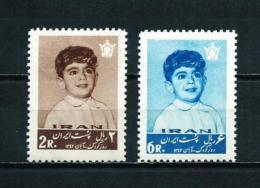 Irán  Nº Yvert  1045/6  En Nuevo - Iran
