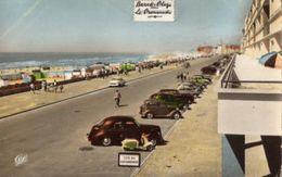 BERCK PLAGE  -  La Promenade - Berck