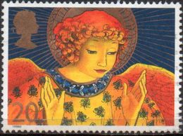 GREAT BRITAIN 1998 Christmas: 20p Angel With Hands Raised - 1952-.... (Elizabeth II)