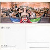 150° Anniv. 2° Guerra Per L'Indipendenza D'Italia - La Pietà Finalmente - - Croce Rossa