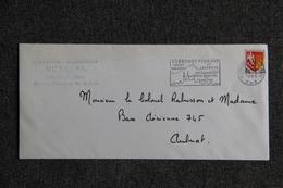 Lettre De FRANCE ( CLERMONT FERRAND) - N° 1353 A - Marcophilie (Lettres)