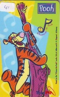 Télécarte  NEUVE DISNEY * INDONESIA (41) MINT Phonecard INDONESIE * WINNIE THE POOH * 0015-0427-00236 * TELEFONKARTE - Disney