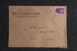 Lettre De FRANCE ( MONTPELLIER ) - N° 2302 - Marcophilie (Lettres)