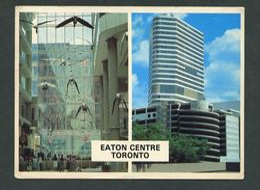 Canadá. ON - Toronto. *Eaton Center* Circulada 1983. - Toronto