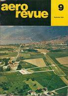 Aviation - Aérodrome De Montreux-Rennaz - Aéro-revue - 1964 - Autres