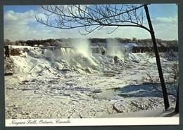 Canadá. ON - Niagara Falls. *The Unique Splendour Of Niagara In Winter* Nueva. - Cataratas Del Niágara