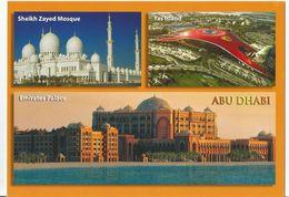 AK  Ver. Arab. Emirate - Abu Dhabi - United Arab Emirates