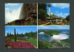 Prov. Ontario. Niagara Falls. *The Honeymoon Capital Of The World* Nueva - Cataratas Del Niágara