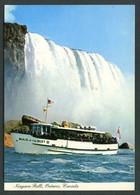 Canadá. ON - Niagara Falls. *The World Famous Tour Boat Maid Of The Mist...* Nueva. - Cataratas Del Niágara