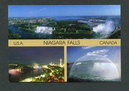 Canadá. ON - Niagara Falls. *Goat Island, A New York State Park...* Nueva. - Cataratas Del Niágara