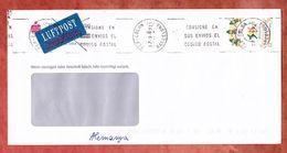 Brief, EF Leichtathletik WM, Ab Barcelona 1999 (45971) - 1991-00 Briefe U. Dokumente