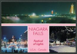 Canadá. ON - Niagara Falls. *Festival Of Lights* Nueva. - Cataratas Del Niágara