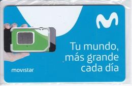 GSMA-215 TARJETA GSM-SIM DE MOVISTAR  -TARJETA-    (NUEVA-MINT) - Espagne
