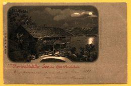 Vierwaldstätter See - Das Rütli Mondschein - Lune - D.R.G.M. N° 85081 - 1899 - LU Lucerne