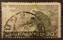 ITALIA 1926 The 700th Anniversary Of The Death Of St. Francis Of Assisi. USADO - USED. - 1900-44 Victor Emmanuel III