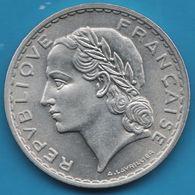FRANCE 5 Francs 1950 Lavrillier - France