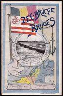 GUIDE PRATIQUE DE ZEEBRUGGE - BRUGGE - 1939 - VELE FOTO'S EN BRUGSE FIRMA PUBS - 61 Pages ! - Zeebrugge
