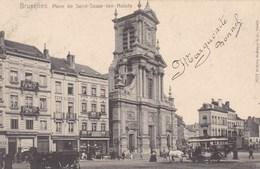 Bruxelles, Brussel, Place De Saint Josse Ten Noode (St Joost Ten Node)  (pk42471) - St-Josse-ten-Noode - St-Joost-ten-Node