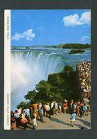 Canadá. ON - Niagara Falls. *Horseshoe Falls...* Escrita. - Cataratas Del Niágara
