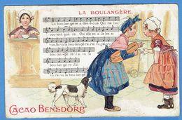 Cacao Bensdorp - La Boulangère - Publicidad