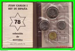 COLECCION DE PRUEBAS NUMISMATICAS ESPAÑOLAS AÑO 1975 * 78 - Sets Sin Usar &  Sets De Prueba
