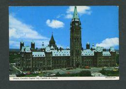 Canadá. ON - Ottawa. *Canada's Capital City* Circulada 1976. - Ottawa