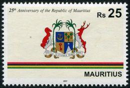 Mauritius 2017 - 25e Ann De Indépendance - 1 Val Neuf // Mnh - Maurice (1968-...)