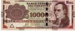 Paraguay P.224  10000 Guarani 2011 Unc - Paraguay