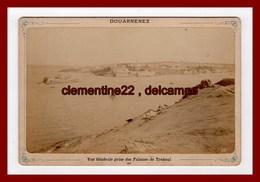 Photographie De Douarnenez  16 Cm X 10.7 Cm , Vue Générale Prise Des Falaises De Tréboul , édition ND - Lieux