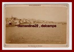 Photographie De Douarnenez  16 Cm X 10.7 Cm , Vue Générale  De Tréboul , édition ND - Lieux