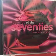 CD De Artistas Varios Sounds Of The Seventies: Boogie Nights Año 1996 - Disco & Pop