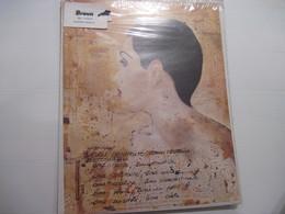 Reproduction Tableau TOSCA Opaline Collection Particulière 30 X 24 Cm édition Braun 2005  T.B.E. - Other Collections