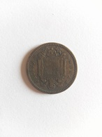 1 Peseta Münze Spanien 1956 (sehr Schön) - [ 5] 1949-… : Royaume