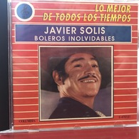 CD Recopilatorio De Javier Solís Año 1988 - Sin Clasificación