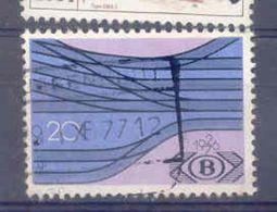 K729 -België  Spoorweg Chemin De Fer Nr TR428 - 1952-....