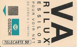CARTE°-PUBLIC-F317B-50U-SO4-12/92-VARILUX 2-UTILISE-TBE - France