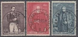 302/304 L'Indépendance Nationale /Eeuwfeest Oblit/gestp Centrale - Gebraucht