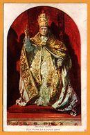 S.S. PIE X - Giuseppe Sarto - Elu Pape Le 4 Aout 1903 - Pausen