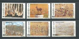 216 BOSTWANA 1977 - Yvert 339/44 - LIeux Historiques - Neuf ** (MNH) Sans Charniere - Botswana (1966-...)