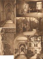 Bruxelles : Monastère Et Pensionnat De Berlaymont  ---- 6 Cp --- 6 Kaarten - Belgique