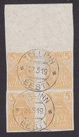 Estonia, Scott #27, Used, Gull, Issued 1919 - Estland
