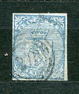 Norwegen Nr.1         O  Used       (881) - Gebraucht