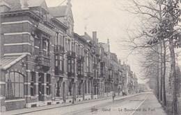 Gent, Gand, Le Boulevard Du Fort (pk42545) - Gent