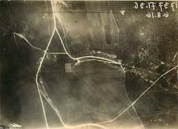 290118 PHOTO Aérienne Reconnaissance Allemande GUERRE 14 18 MILITARIA - 55 APREMONT LEROUVILLE - Autres Communes