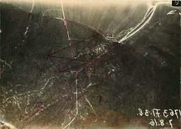 290118 PHOTO Aérienne Reconnaissance Allemande GUERRE 14 18 MILITARIA - 55 APREMONT 1916 LEROUVILLE - Autres Communes