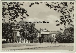 Lublin, Am Adolf Hitler Platz, Foto Postkarte - Polen