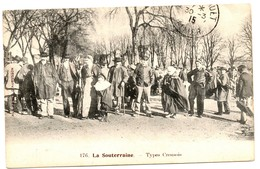 La Souterrane. Type Creusoisi - La Souterraine