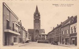 Avelgem Kerk En Kerkstraat (pk42574) - Avelgem